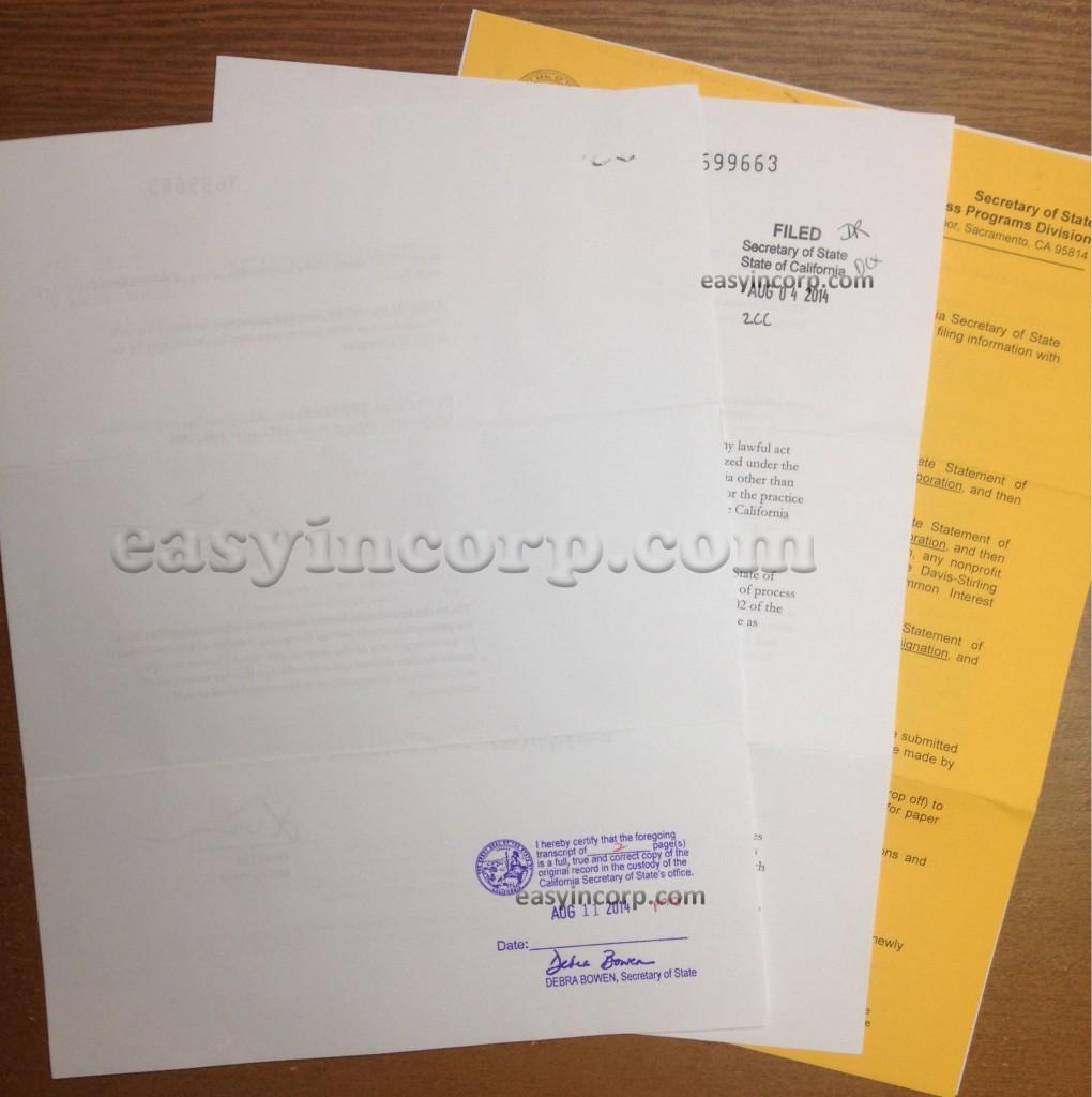专业注册成立美国公司, 开始于2003年。