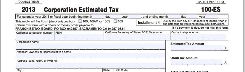 注册成立美国公司 - 缴纳特许税