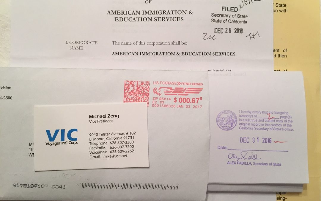 American Immigration Services