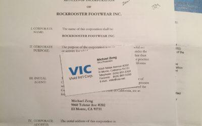 Rockrooster Footwear