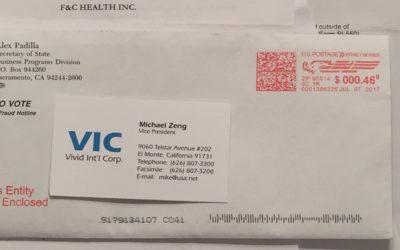 F&C Health Inc