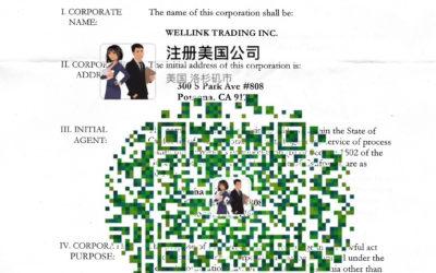 Wellink Trading Inc