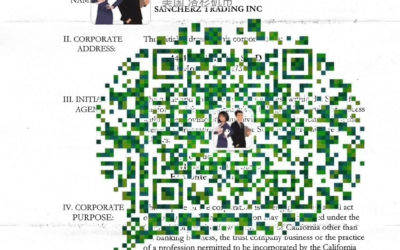 Sancherz Trading Inc