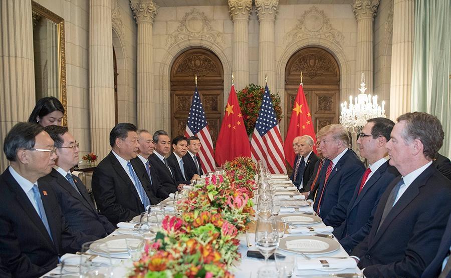 中美达成贸易合作新共识,将在90天内寻求结构性解决方案