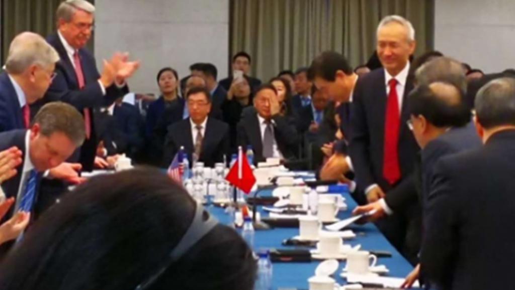 中美贸易磋商已结束 分歧仍很大 曝特朗普政府考虑先达成部分协议